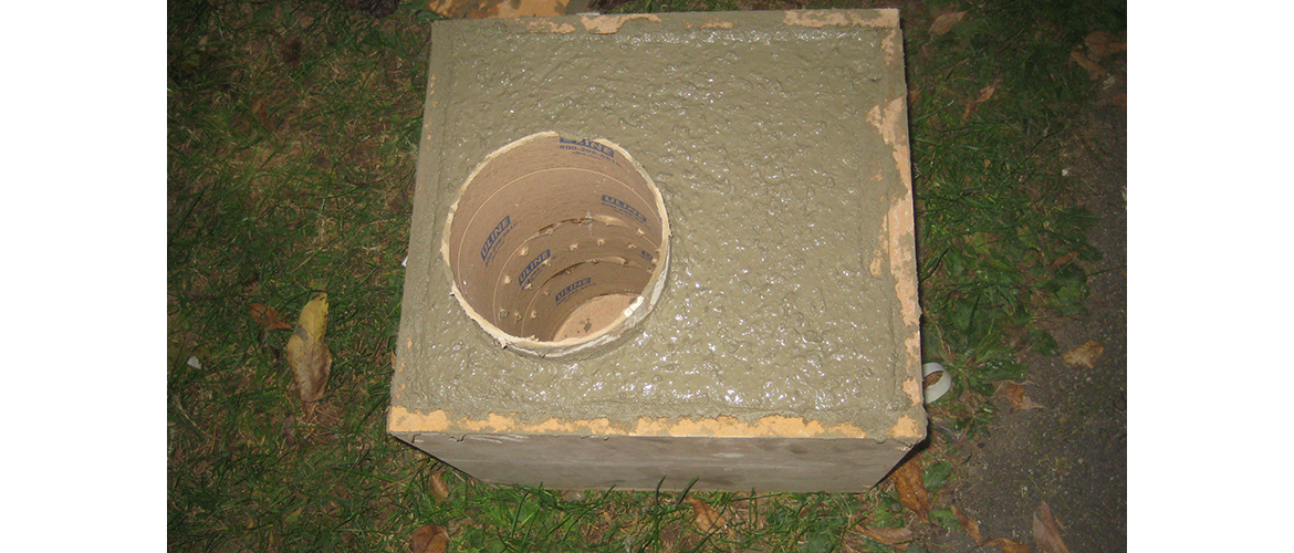 Poured Concrete - The Out Of My Mind Blog
